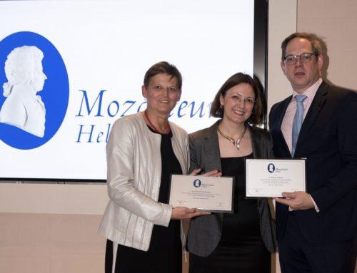 2 May 2019 – Inaugural Mozarteum Hellas reception