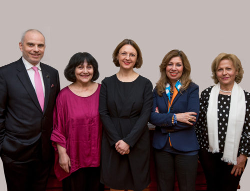 Mozarteum Hellas held its first Annual General Meeting and elected its new Board of Directors