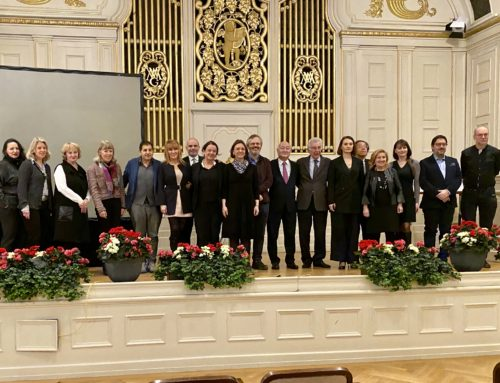 Mozarteum Hellas participates at the 2020 Mozart Week & the annual working session of the Mozart Communities