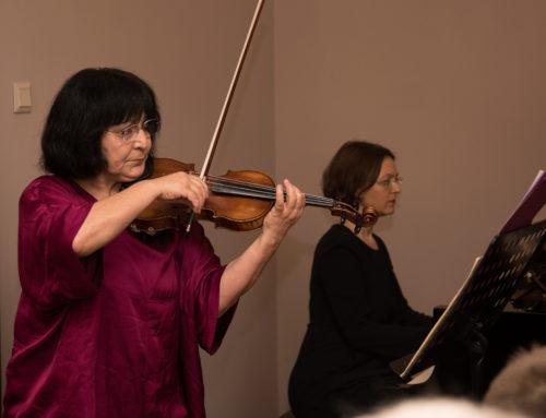 27 January 2020, Mozarteum Hellas concert
